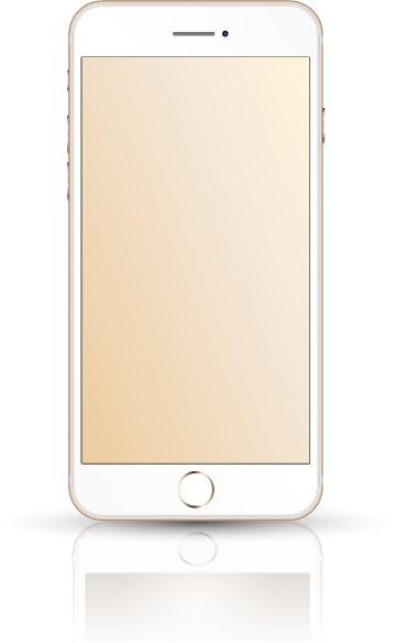 iphone gold front